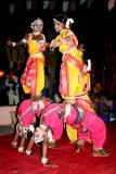 Acrobatic Dancers, Dilli haat, Delhi