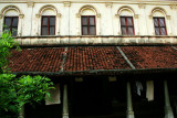 More than 150 years old house, Karaikudi, India