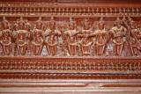 Woodwork, Karaikudi, India