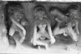 Sculpture, Sarangapani Temple, Kumbakonam, India