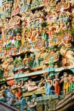 Main Gopuram of the Sarangapani Temple, Kumbakonam, India