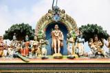 Muruga, Swamimalai temple, Kumbakonam, India
