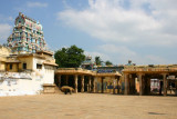 One of the 21 gopurams and part of the 156 acres, Sri Ranganathaaswami Temple, Tiruchirapalli (Trichy)