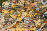 Colorful Rooftops, Tiruchirapalli (Trichy)