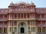 JAIPUR ,  CITY PALACE , THE PINK CITY . PART  2  OF  4