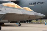 UASF F-22 Raptor