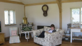 Lisa's new summer room