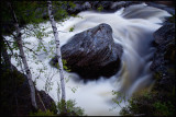 Mountain stream near Verdal - Norway