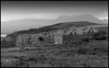 Old houses near Bunnahabhain (3 pictures stiched)