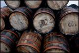 Bunnahabhain barrels