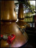 Ardbeg distilleri pots