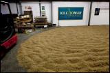 Kilchoman malting floor