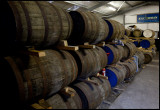 Kilchoman warehouse