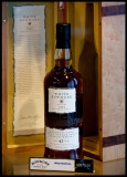White Bowmore -a very old and expensive Islay whisky