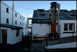 Cooling outside Bowmore