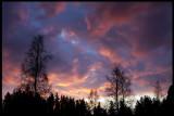 Dusk at Värminkoski - Finland