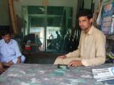 Glass cutting shop in samahni