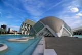 CALATRAVA-City of ARTS and SCIENCES