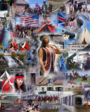 French American Indian War- Indian Theme