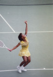 Zina Garrison at US Open, Collection Tennis Hall of Fame