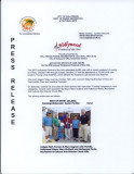 Hollywood Arts Festival Press Release showing Gagnon as Judge