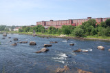 Amoskeag River, Manchester NH