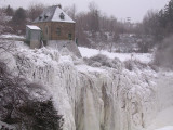 Ausable in Winter