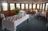Dining room on the Ticonderoga