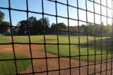 Doubleday Park through net
