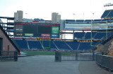 Gillette Stadium the place the NE Patriots play