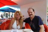 Marc Gagnon and Debby Bailey