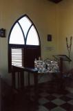 In the Chapel on Aruba
