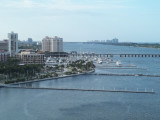 Top of the Point Restaurant View, West Palm Beach