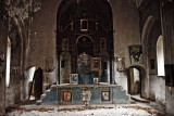 A little chapel in the super creepy cemetary