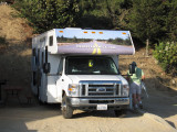 IMG_4624 First few nights in Malibu RV campsite