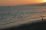 IMG_4805 Santa Monica Pier sunset