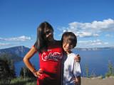 IMG_4939 Two at crater lake