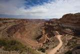 Trails Of Canyonlands