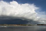 Storm coming to Fjällbacka