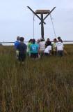 Installation of Osprey Platform-Sedge Island