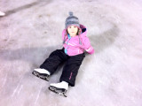 First time on skates