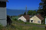 Pt. Molate houses and San Francisco Bay .. 4921
