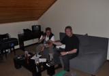 Heja Morgan and Mikael Nelin selebrating the day