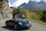 Roadtrip with Porsche 987S summer 2011