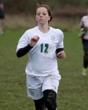 Seton girls varsity soccer vs WP  Section 4 Qrt. finals 10-28-2011