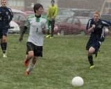Seton boys varsity soccer vs Watkins Glen  10-28-2011 Section 4 semifinals