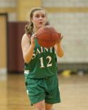 Seton girls modified basketball vs JC 12-15-2011
