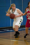Seton girls modified basketball vs CV 01-26-2012