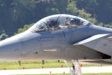 F-15 Strike Eagle & Crew