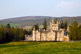 Balmoral the evening before the 10K